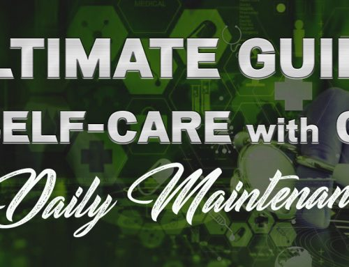 The Ultimate Guide to Self-Care with CBD – Daily Maintenance